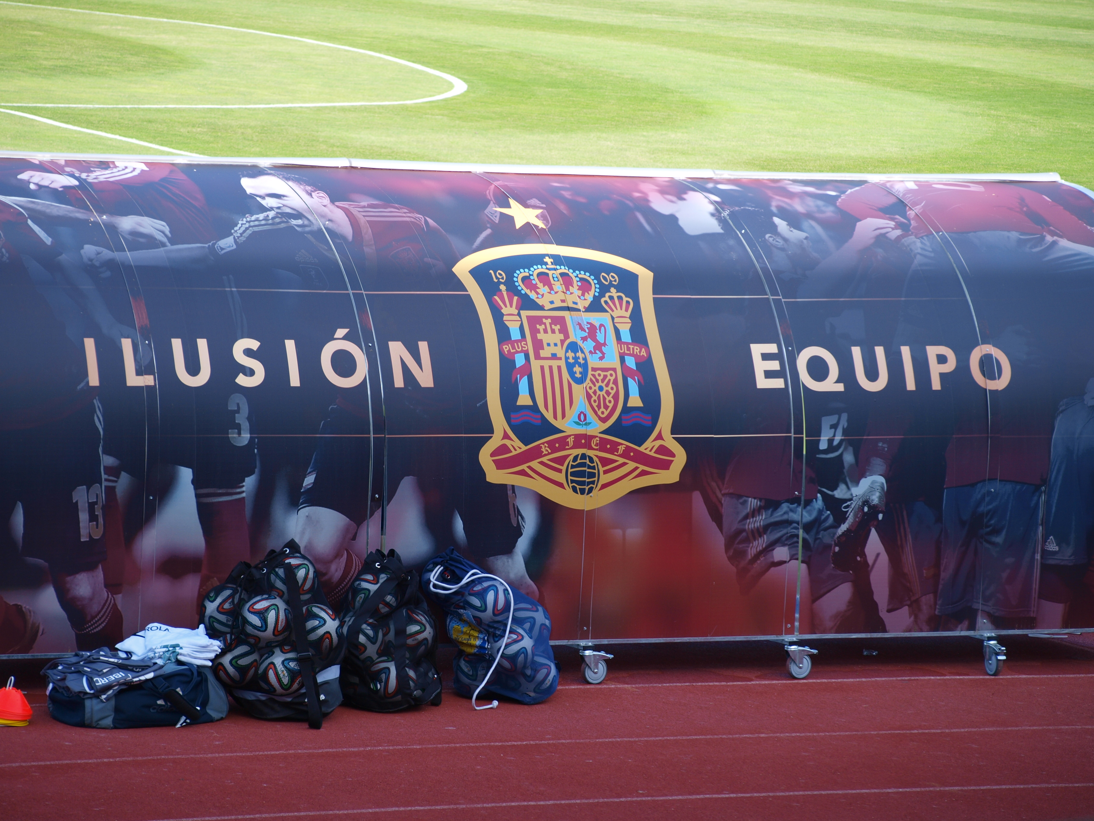 Seleccion España de Futbol